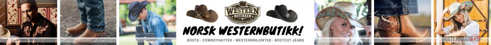Din Westernbutikk på nett!