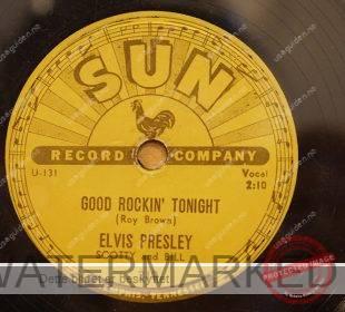 Sun Studio - Elvis